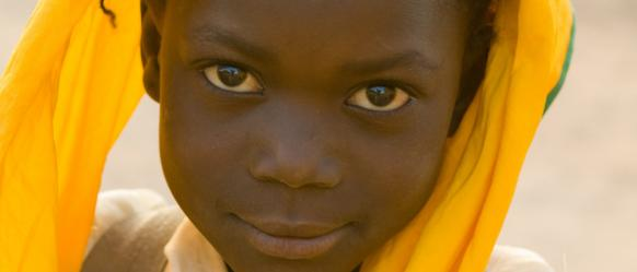 Girl in Burkina Faso, World Bank/Arne Hoel