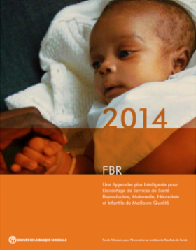 Cover of HRITF Annual Report in French