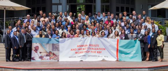 Annual Results and Impact Evaluation Workshop